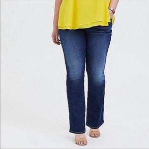 torrid Jeans - Torrid Slim Boot Jeans size 22R